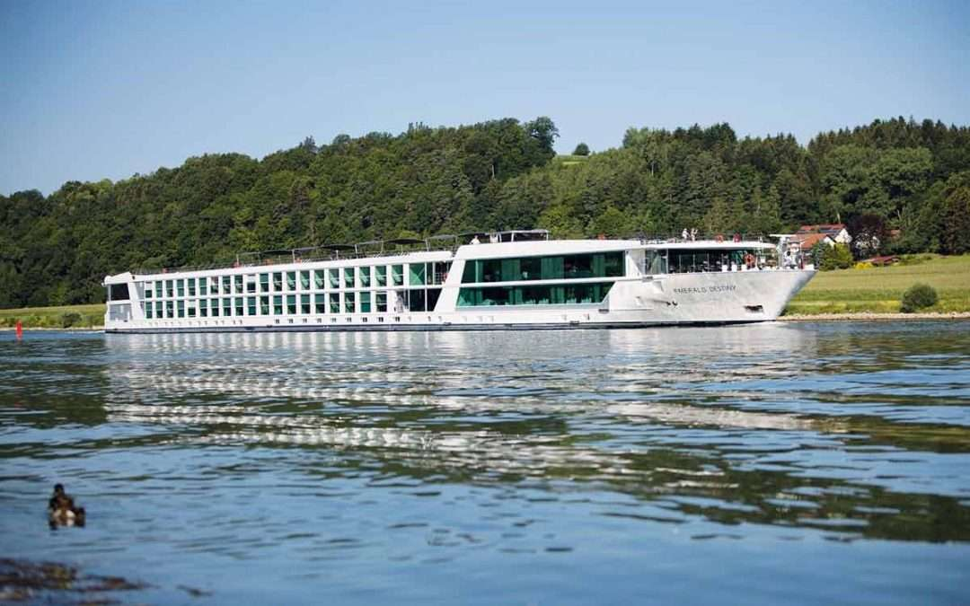 Emerald Destiny: Perspective of a First Time River Cruiser
